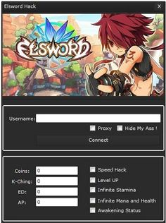 Elsword hack tool cheats engine no survey or password for free download. Get infinite Gold & SOL by using Elsword hack for android & ios.