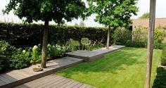 tuinideeën voorbeelden kleine tuin - Google zoeken