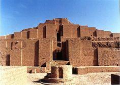 Chogha Zanbil: Oldest Existing Ziggurat In The Near East