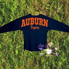 Check out this item in my Etsy shop https://www.etsy.com/listing/247026655/auburn-tigers-oversized-jersey-you