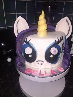 My little Pony Birthday Cake. Rarity