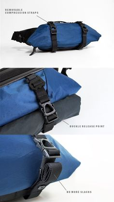 X-POD™   The Ultimate Evolution Of Compact Carry by CODE OF BELL — Kickstarter Mens Carry On Bag, Get Home Bag, Army Gears, Bike Bag, Kids Backpacks, Everyday Carry, My Bags, Luggage Bags, Backpack Bags