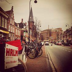 Haarlem - Gedempte Oude Gracht
