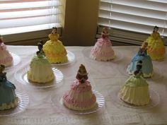 Disney Princess Party Birthday Party Ideas | Photo 14 of 30 | Catch My Party