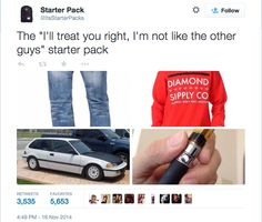 """Bunch Of Starter Pack Memes That Seriously Speak The Truth - Funny memes that """"GET IT"""" and want you to too. Get the latest funniest memes and keep up what is going on in the meme-o-sphere. Funny Starter Packs, Starter Kit, The Other Guys, Quality Memes, Fresh Memes, Speak The Truth, Know Your Meme, Sarcastic Humor, Funny Relatable Memes"""