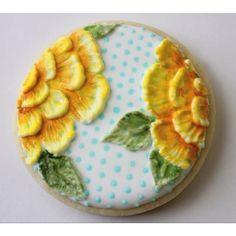 Marigold cookies