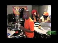 "DJ Dice (Redman DJ) + DJ Pacman Goes In On M. Reck ""Push Back"" Live In The Cave"