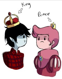 Marshal lee the vampire KING. PRINCE Gumball