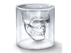 Skull Glass. #Halloween #Table #Decoration
