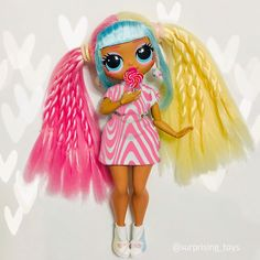Lol Dolls, Barbie Dolls, Unicorn Doll, Barbie Fashionista, Monster High Dolls, Custom Dolls, Diy Clothes, Paper Dolls, My Little Pony