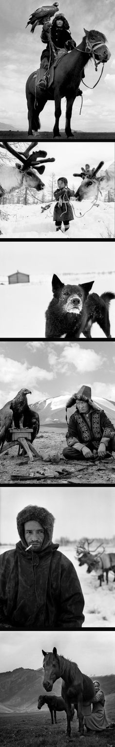 For 12 years photographer Jeroen Toirkens followed the lives of various nomadic tribes in Central Asia, Russia, Mongolia and the Arctic region. He discovered that globalisation, poverty and climate change are making it increasingly difficult for them to maintain their traditional way of life. In his book Nomad's Life, he created a poignant picture of nomadism, which is threatened by drought and loss of ice through climate change. More…