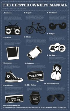the hipster manual