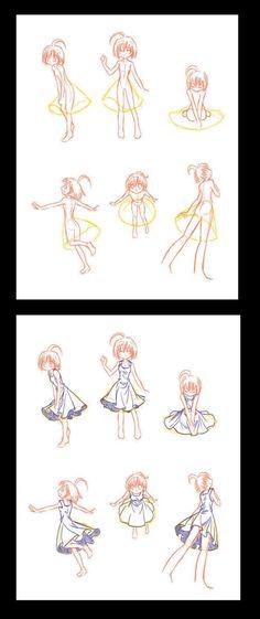 .:Manga Eyes:: Expressions:. by capochi on deviantART