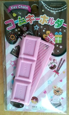 couldnt resist a choco-comb