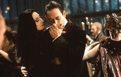 Morticia and Gomez Addams from The Addams Family. | 23 Fictional Couples Who Will Restore Your Faith In Marriage