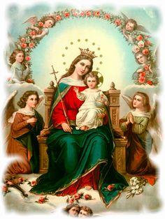 REGINA CAELI, Reine du Ciel : Marie souveraine de la Création  ** www.ouvrir-la-bible.centerblog.net**  Parmi les nombreuses dévotions adressées à la Vierge Marie, on lui donne le titre de Regina ...