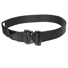 8b2a38a0 Amazon.com: Fusion 1.75-Inch Rigger's Belt with Nylon Loop and Raptor-Alum  Buckle.