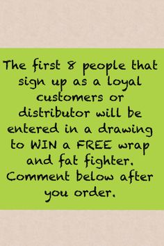To place an order or become an ItWorks distributor, visit my website or text/call me! wraponwitholivia.com 402-318-9318