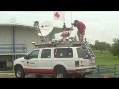 Red Cross Emergency Response Communications Vehicle - YouTube