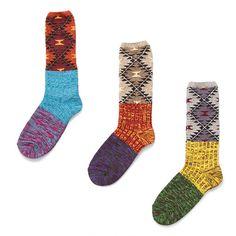 Kapital - Pop Navajo Socks