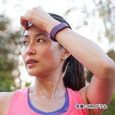 purpleが欲しいのに! 日本だとblackしか売られていない(ノД`)  【日本正規代理店品】Fitbit ワイヤレス活動量計+心拍計リストバンド ChargeHR Large Black FB405BKL-JPN