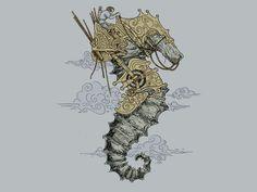 steampunk illustration - Cerca con Google
