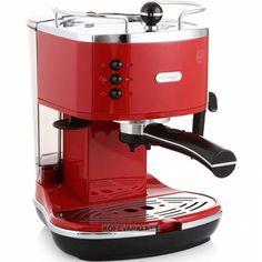 DELONGHI Cappuccino ECO311.R Μηχανές Espresso - saveit.gr