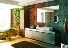 Wonderful Tips For Your Bamboo Themed Bathroom