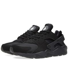 Nike Air Huarache  Triple Black  (Black) Black Huarache f1d7845c31ea5