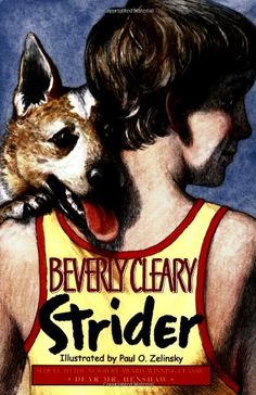 Strider by Beverly Cleary 0380712369 9780380712366 Ya Books, Books To Read, Beverly Cleary, Childrens Ebooks, Striders, Star Children, Seventh Grade, Animal Books, Reading Levels