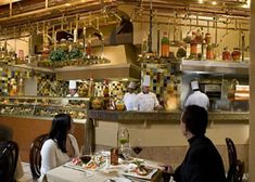 Open Restaurant Kitchen Designs open restaurant kitchen designsopen kitchen design concept at a