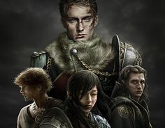 """Check out new work on my @Behance portfolio: """"The Last Empire"""" http://on.be.net/1IZO0VT"""
