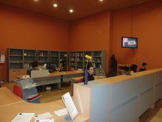 Biblioteca UCLM, Campus Cuenca, Mostrador de información