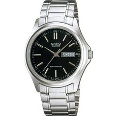 e11ee7bb7f94 Casio Classic Silver Watch MTP1239D-1A     Find out more about the great