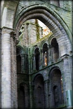 Kelso Abbey, Scotland