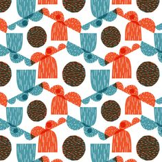 Pattern design by Jo Rutter.
