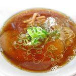 ラーメン星印 - 醤油ラーメン 昔よく飲みに行っていた先輩が始めたラーメン屋さん。まだ食べにいけていないので、早く食べに行きたい!19日に行けたらいいな。 きっと、複雑な味をシンプルにまとめたラーメンなのかな~と思う。  食べログ http://tabelog.com/kanagawa/A1402/A140205/14054005/