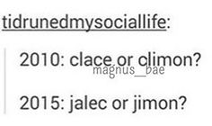 CLIMON and also salec
