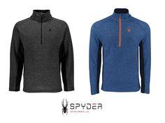 Spyder Men s Outbound 1 2 Zip Fleece Lined Pullover Stryke Jacket M Pick a  color 3663996edd5fc