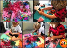 Feeling stuck on what to do with your child this weekend? Try these sensory play activities with your child. Tactile Activities, Toddler Activities, Toddler Development, Feeling Stuck, Sensory Play, Fine Motor, Parenting Hacks, Lifestyle, Toddlers