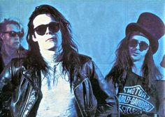 Sisters of Mercy...  yes please!