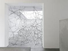 uvre:  Aperture, Antony Gromley, 2007.