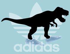 "Check out new work on my @Behance portfolio: ""Adidas Superstars X Jurassic World"" http://on.be.net/1GxhtbU"