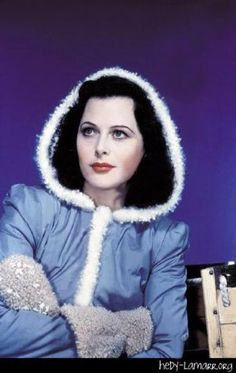 Hedy Lamarr: The Hollywood Beauty With Brilliant Mind ~ vintage everyday Old Hollywood Stars, Hollywood Actor, Golden Age Of Hollywood, Vintage Hollywood, Hollywood Glamour, Classic Hollywood, Divas, Hedy Lamarr, Classic Actresses