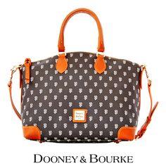 San Francisco Giants MLB Signature Satchel Bag by Dooney & Bourke - MLB.com Shop