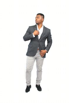 Dope blazer by MNL #fashiondesigners #africanfashionbloggers #menstyle #menswear #mensfashion #menstyle #celebrity #menswear #gq #blazer #suit #menofstyle. Customizable zip color | patch | fabric color | pants |  DM me for ordering process