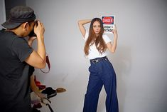 Published by Ameba Ownd Cool Girl, Mom Jeans, Street Style, Collection, Fashion, Moda, Urban Style, Fashion Styles, Street Style Fashion