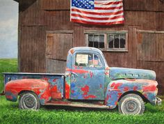 old-ford-truck-   Can someone please bring this to my house! I would love to get it fixed and drive it! Beautiful!