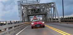 That car, that bridge, Perfect - Beaufort, SC - Enrich Your Coastal Getaway