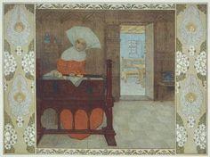 Kling-Klang Gloria--Deutsch Volks und Kinderlieder, 1921, illustrated Heinrich Lefler, Joseph Urban, author Waldimir Labler, Museum of Fine Arts, Boston